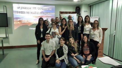 Foto Final- 2a Jornada Sul Capixaba de Medicina de Família e Comunidade